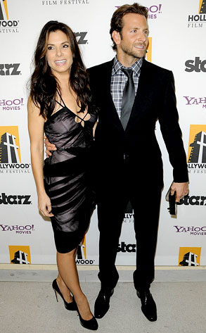 Sandra Bullock, Bradley Cooper