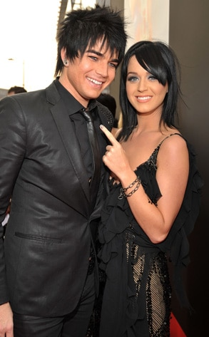 Adam Lambert, Katy Perry