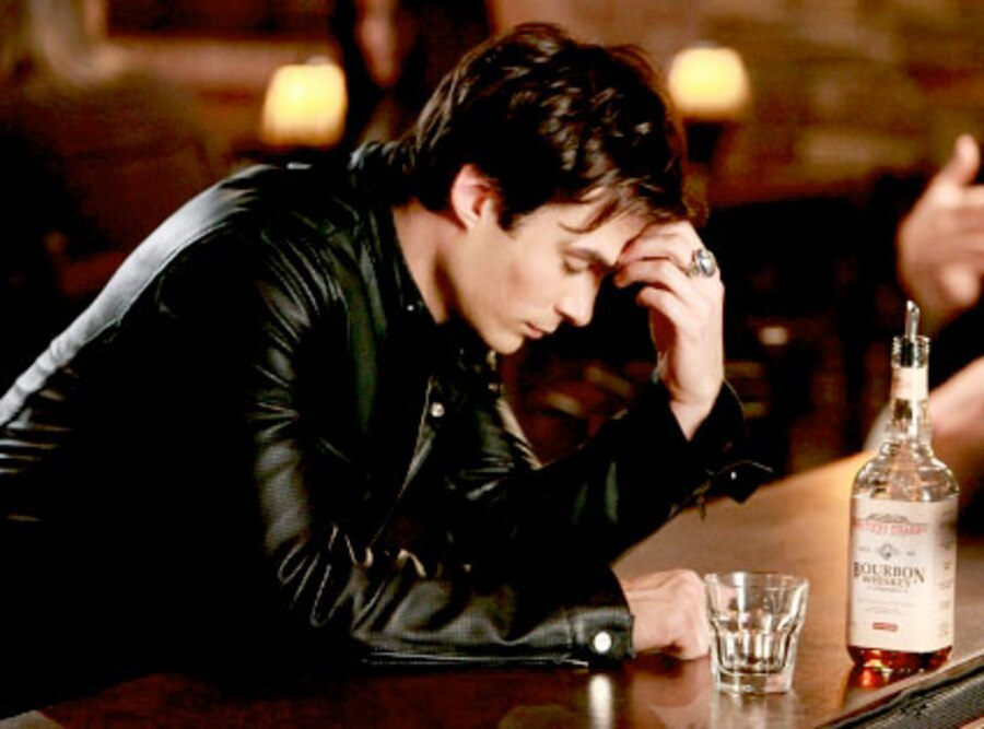 Vampire Diaries, Ian Somerhalder