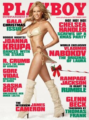Chelsea Handler, Playboy Cover