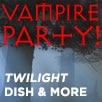 Vampire Party Logo