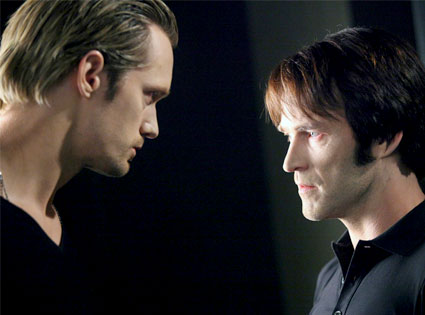 True Blood, Stephen Moyer, Alexander Skarsgard