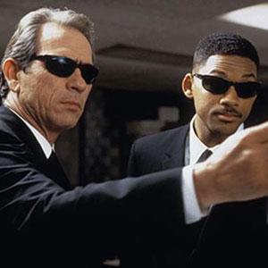 Men In Black, Tommy Lee Jones, Will Smith