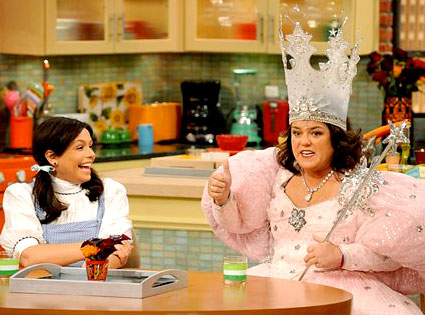 Rachael Ray, Rosie O'Donnell, Rachael Ray Show