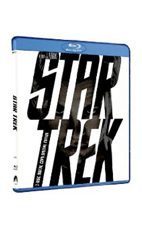Special Edition Star Trek Three-Disc Digital Copy Blu-Ray Disc