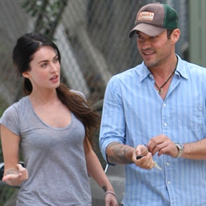 Megan Fox, Brian Austin Green
