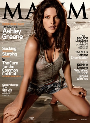 Ashley Greene, Maxim Magazine