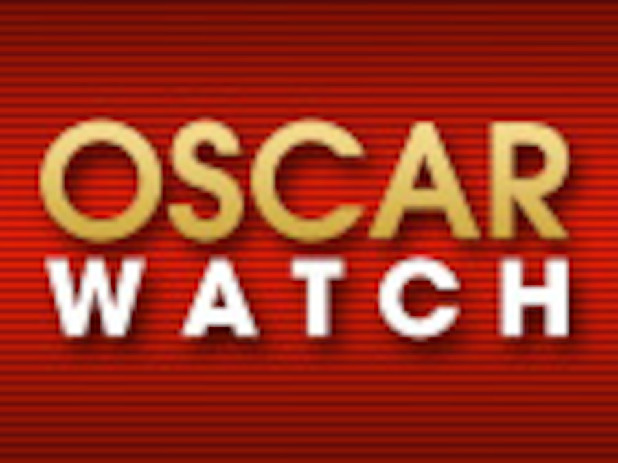 Oscar Watch