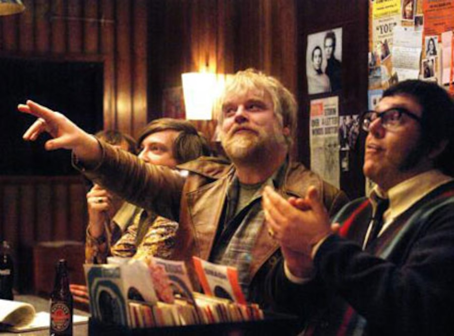 Pirate Radio, Philip Seymour Hoffman, Nick Frost