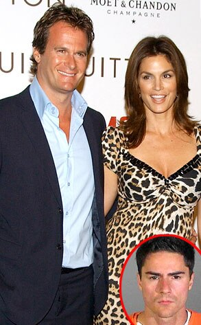 Cindy Crawford, Randy Gerber, Edis Kayalar