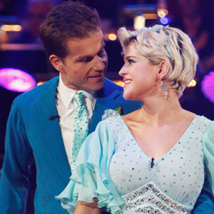 Dancing with the Stars, Kelly Osbourne, Louis van Amstel