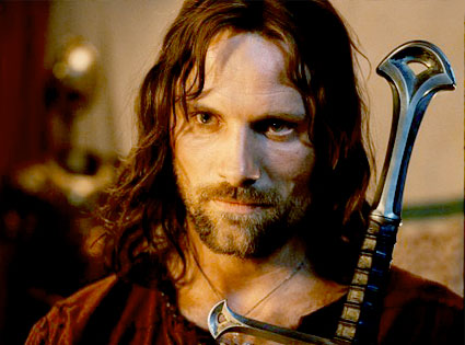 Viggo Mortensen, The Lord of the Rings: Return of the King