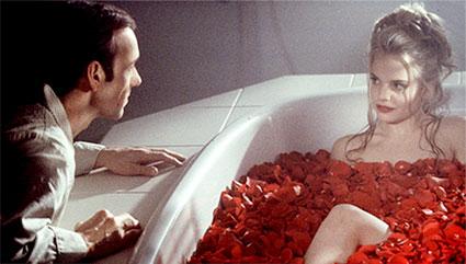 Kevin Spacey, Mina Suvari, American Beauty