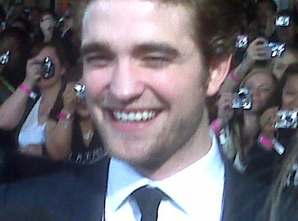 Robert Pattinson, Marc Malkin, Twitter