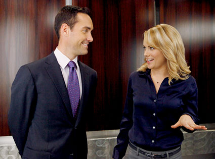 Jay Harrington, Andrea Anders, Better Off Ted