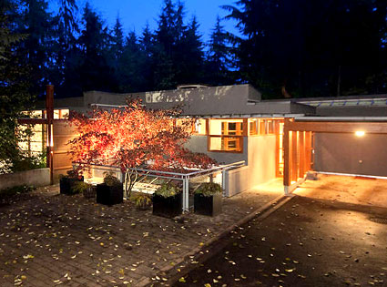 The Cullen House, Twilight