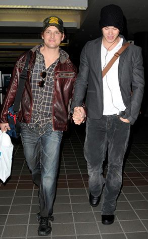 Kellan Lutz, Peter Facinelli