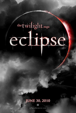 Twilight, Eclipse, Poster