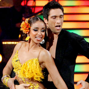 Mya, Dmitry Chaplin, Dancing with the Stars, DWTS