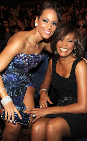 Alicia Keys, Whitney Houston