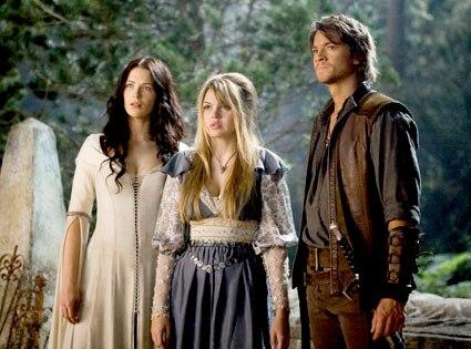 Legend of the Seeker, Bridget Regan, Aimee Teegarden, Craig Horner