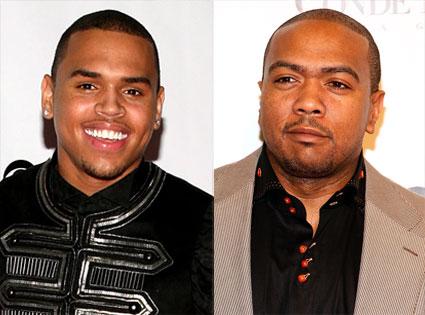 Chris Brown, Timbaland
