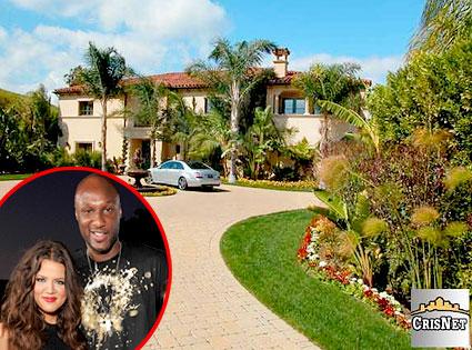 Khloe Kardashian Odom, Lamar Odom, Estate