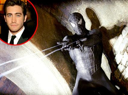 Spiderman, Jake Gyllenhaal