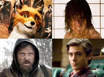 Fantastic Mr. Fox Rain, Ninja Assassin, Viggo Mortensen, The Road, Zac Efron, Me and Orson Welles