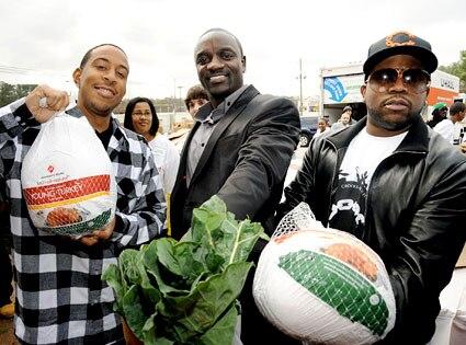 Ludacris, Akon, Big Boi