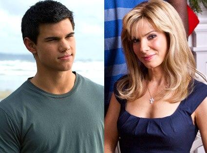 Taylor Lautner, New Moon, Sandra Bullock, The Blind Side