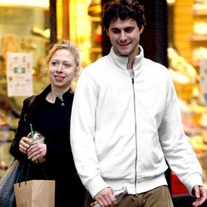 Chelsea Clinton, Marc Mezvinsky