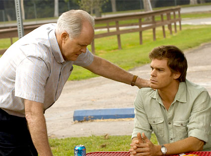 Michael C. Hall, John Lithgow, Dexter