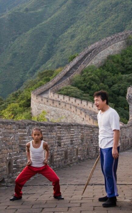 Jaden Smith, Jackie Chan, Karate Kid