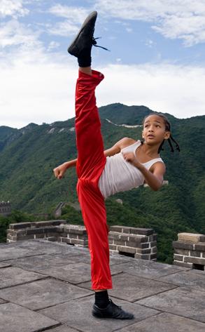 Jaden Smith, Karate Kid