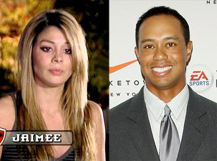 Jaimee Grubbs, Tiger Woods