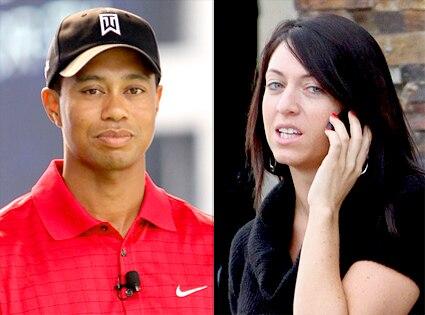 Tiger Woods, Kalika Moquin