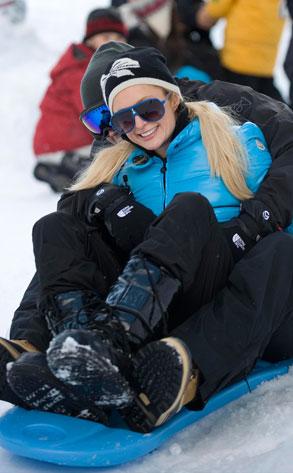 Paris Hilton, Dough Reinhardt