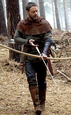 Russell Crowe, Robin Hood