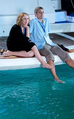 George Clooney, Vera Farmiga, Up in the Air