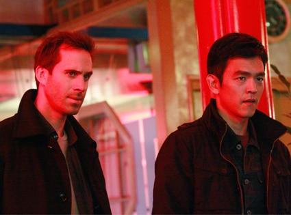 FlashForward, Joseph Fiennes, John Cho