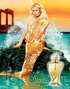 Paris Hilton, Siren Ad