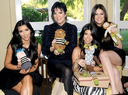 Kim Kardashian, Kris Jenner, Kourtney Kardashian, Khloe Kardashian