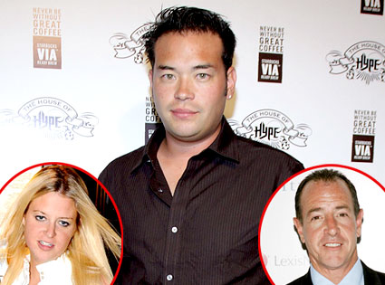 Jon Gosselin, Kate Major, Michael Lohan