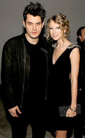 John Mayer, Taylor Swift