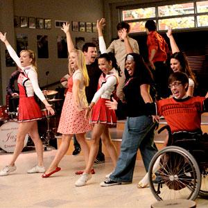 Glee, Scene