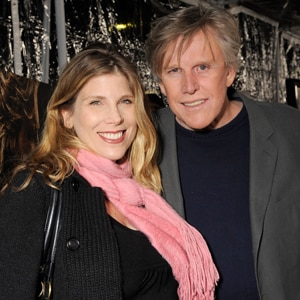 Steffanie Sampson, Gary Busey