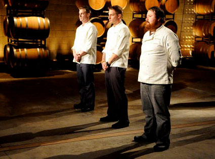 Bryan, Michael, Kevin, Top Chef