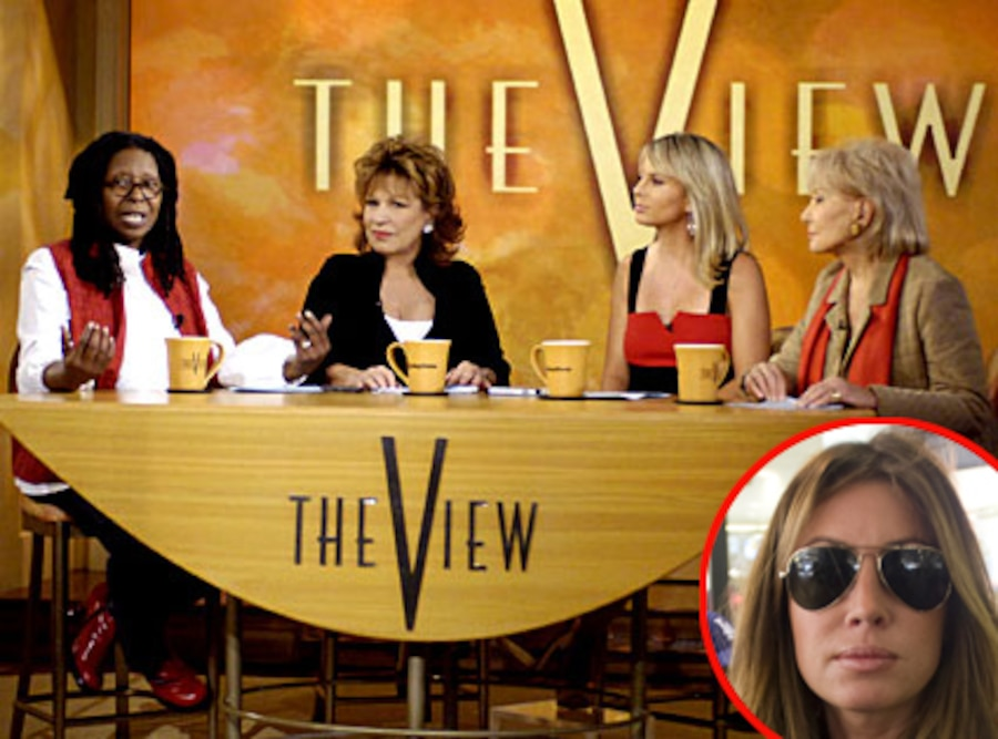 Whoopi Goldberg, Joy Behar, Elisabeth Hasselbeck, Barbara Walters, The View