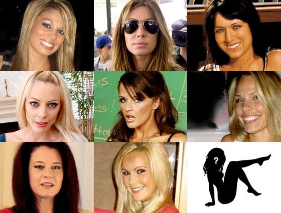 Jaimee Grubbs, Rachel Uchitel, Kalika Moquin, Holly Sampson, Joslyn James, Cori Rist, Mindy Lawton, Jamie Jungers